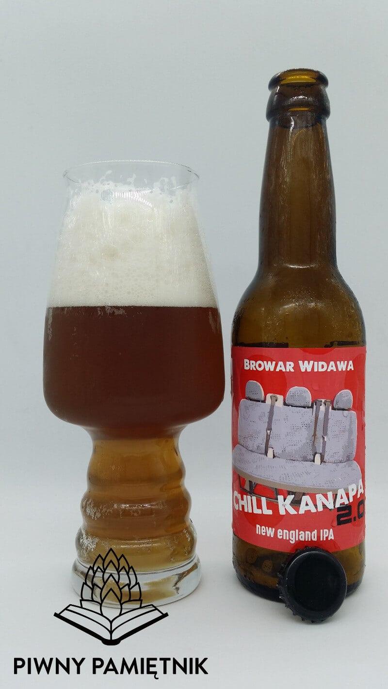 Chill Kanapa 2.0 z Browaru Widawa