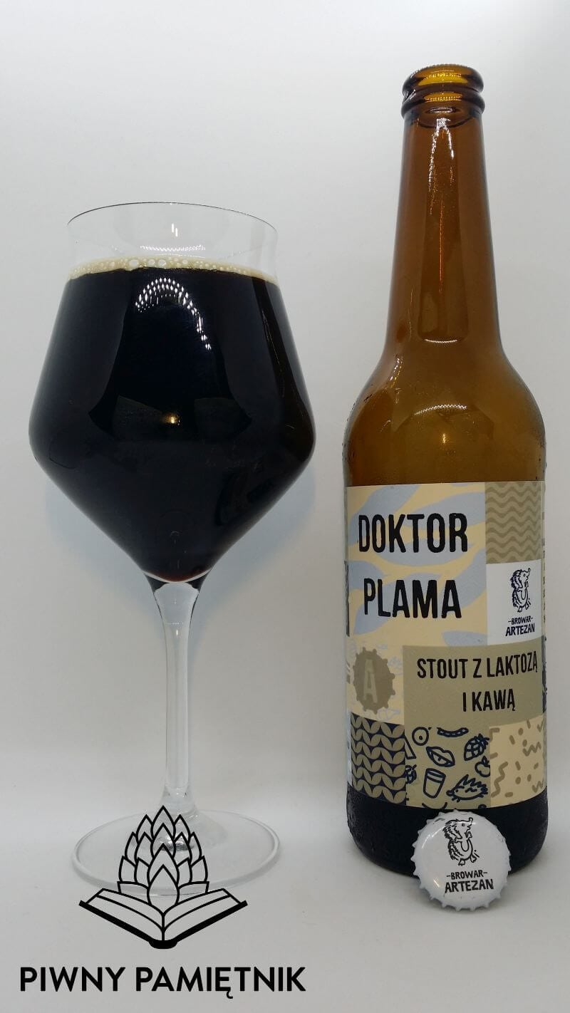 Doktor Plama z Browaru Artezan