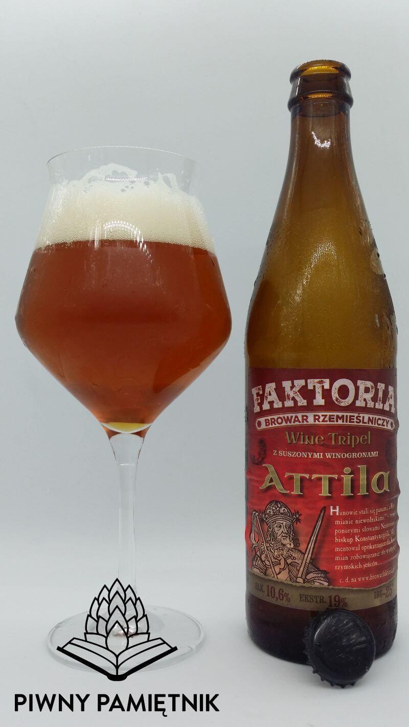 Attila z Browaru Faktoria