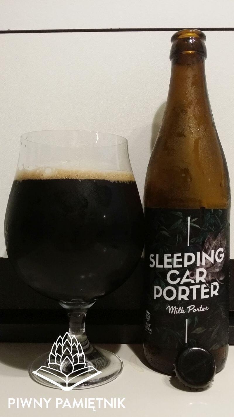 Sleeping Car Porter z Browaru Inne Beczki