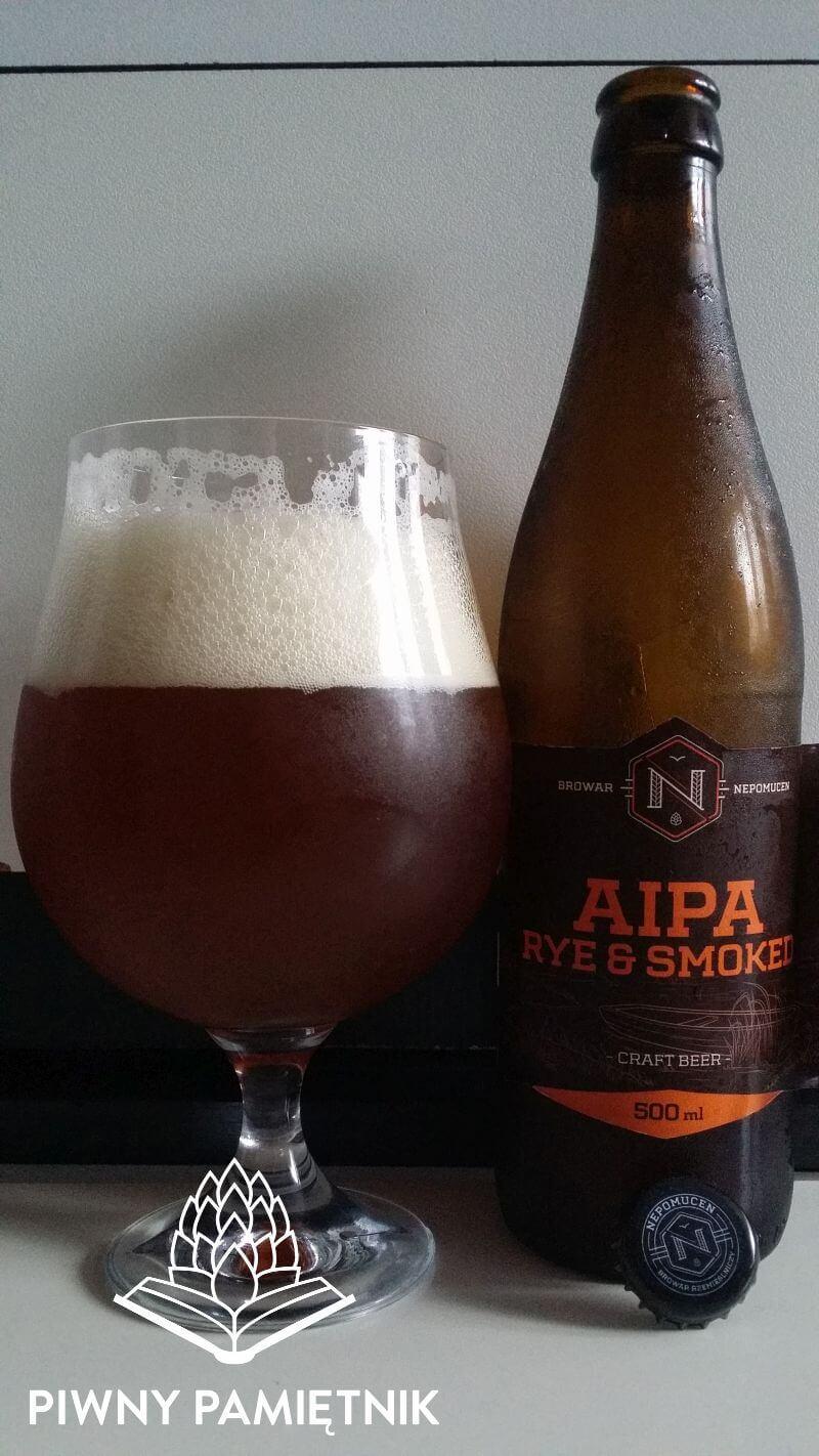 AIPA Rye & Smoked z Browaru Nepomucen