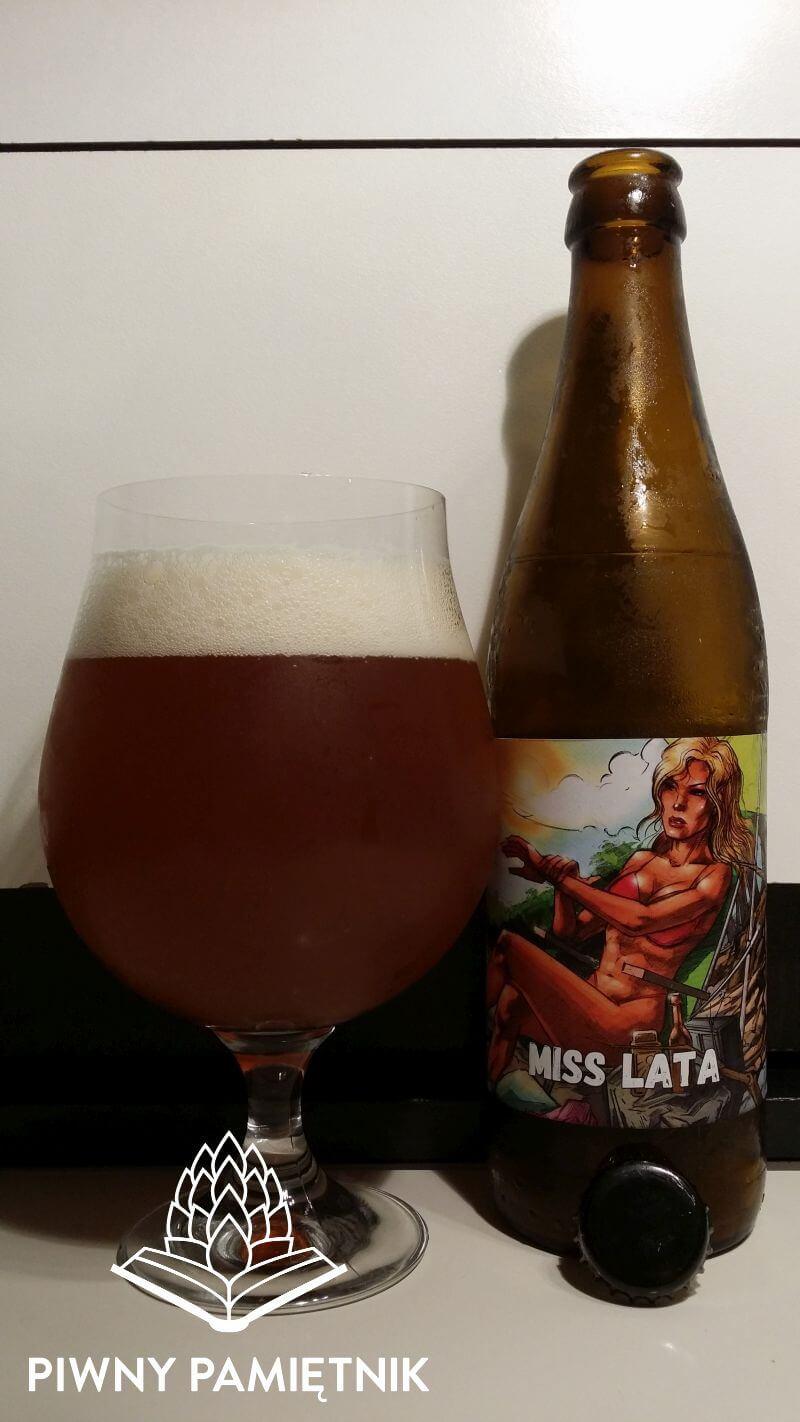 Miss Lata z Browaru Dukla
