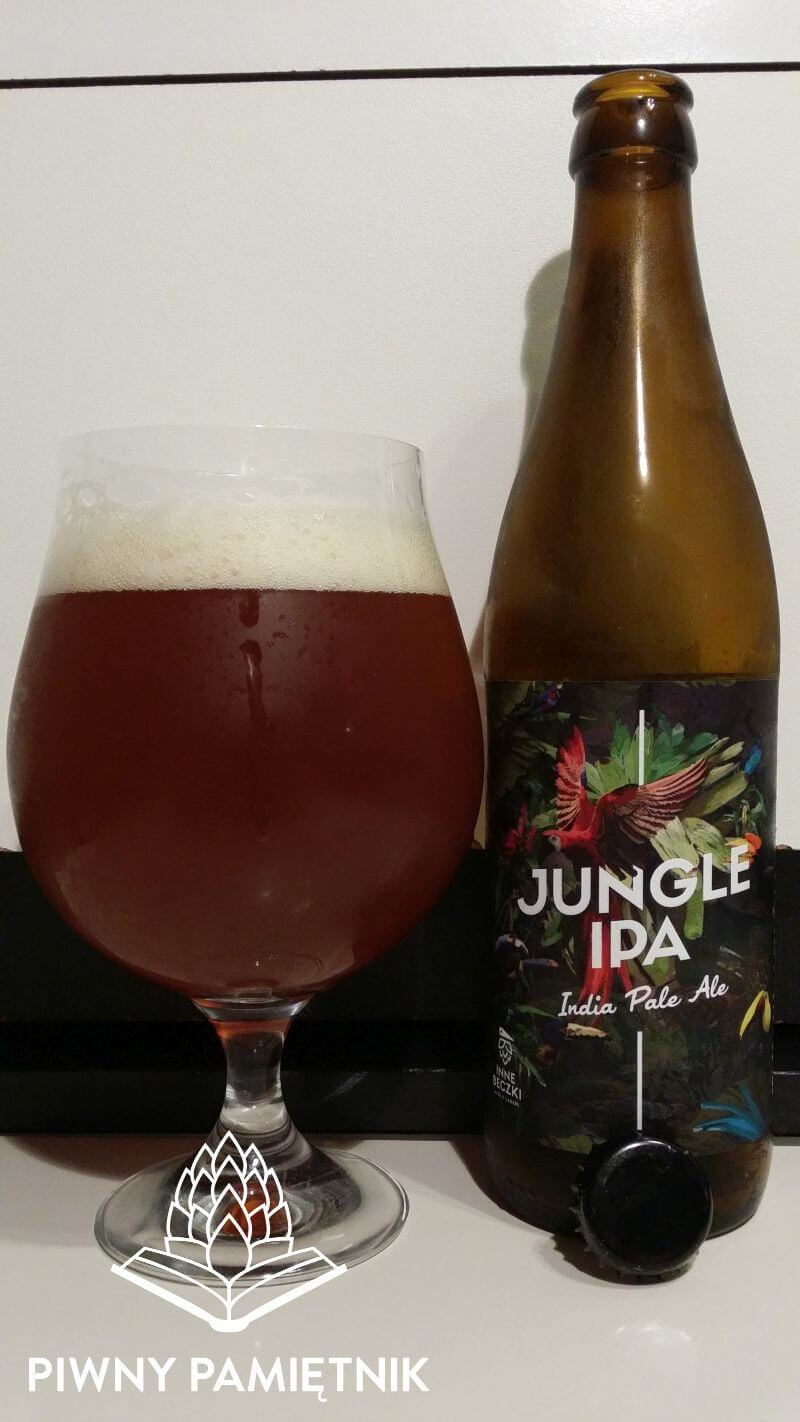 Jungle IPA z Browaru Inne Beczki
