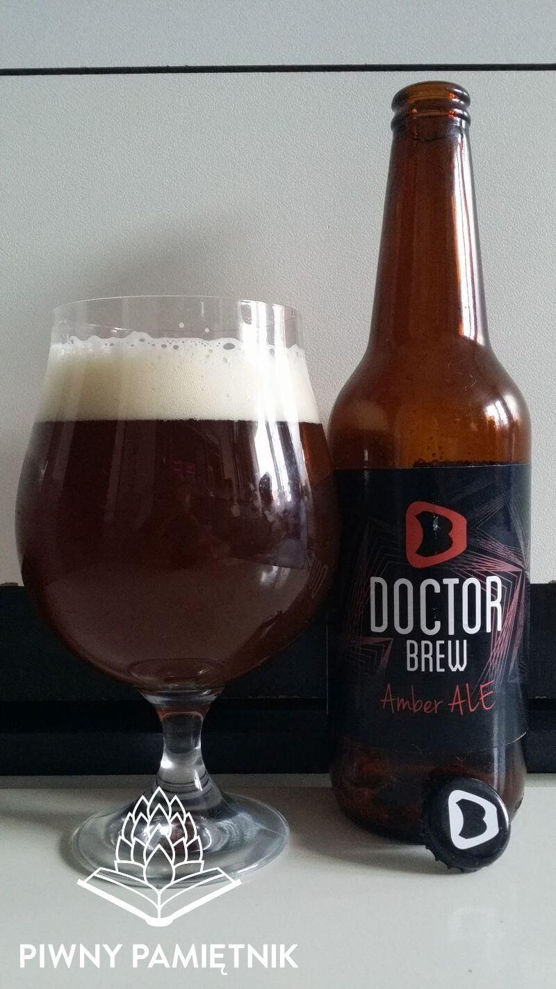 Amber Ale z Browaru Doctor Brew