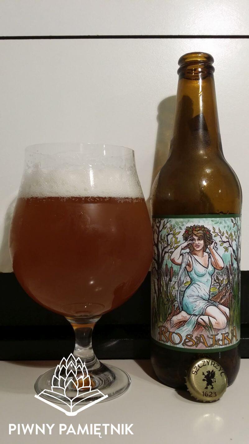 Rusałka z Browaru Tattooed Beer