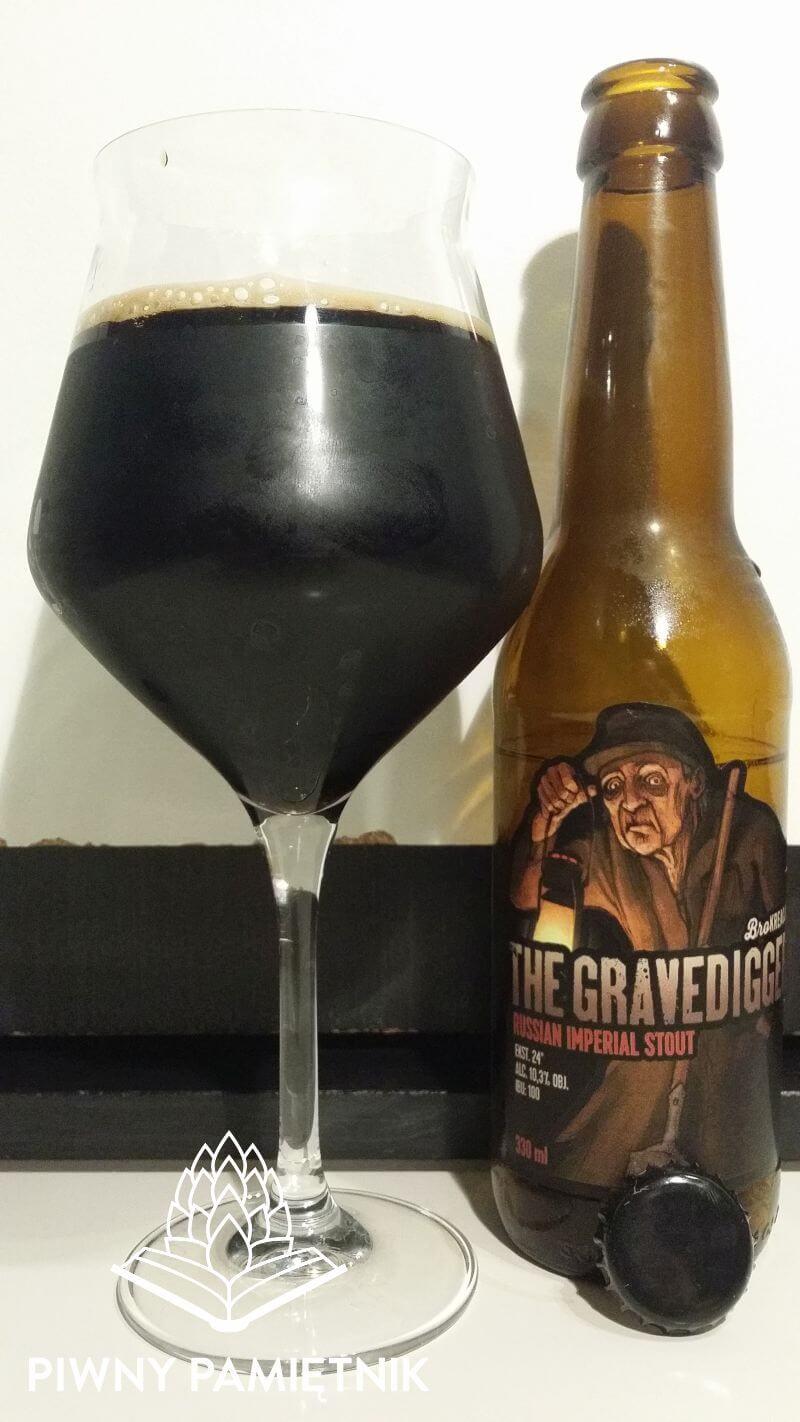 The Gravedigger z Browaru BroKreacja