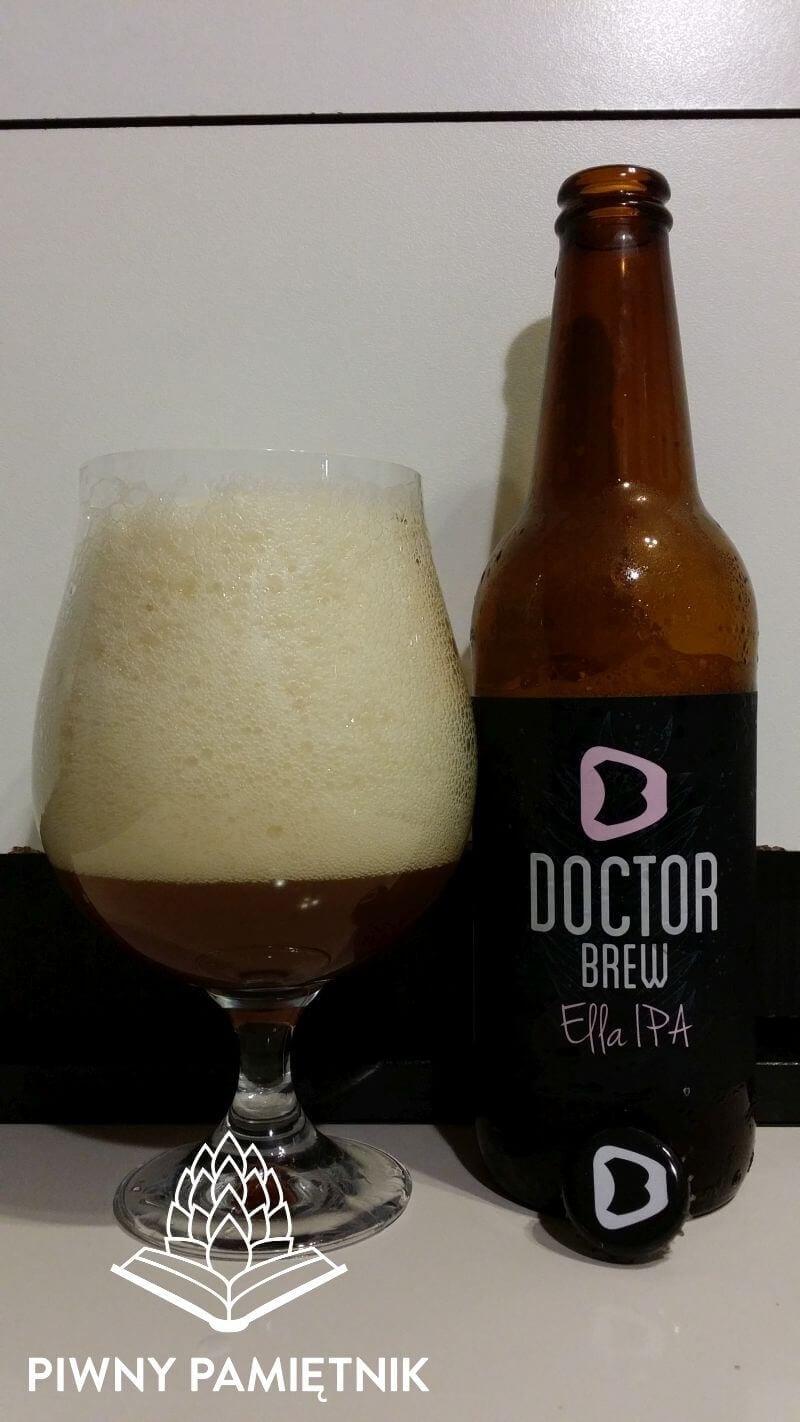 Ella IPA z Browaru Doctor Brew