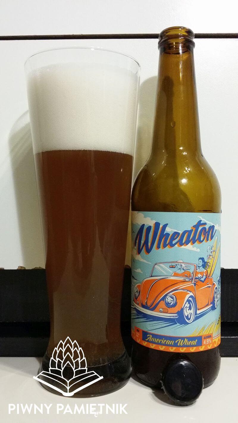 Wheaton z Browaru Szpunt