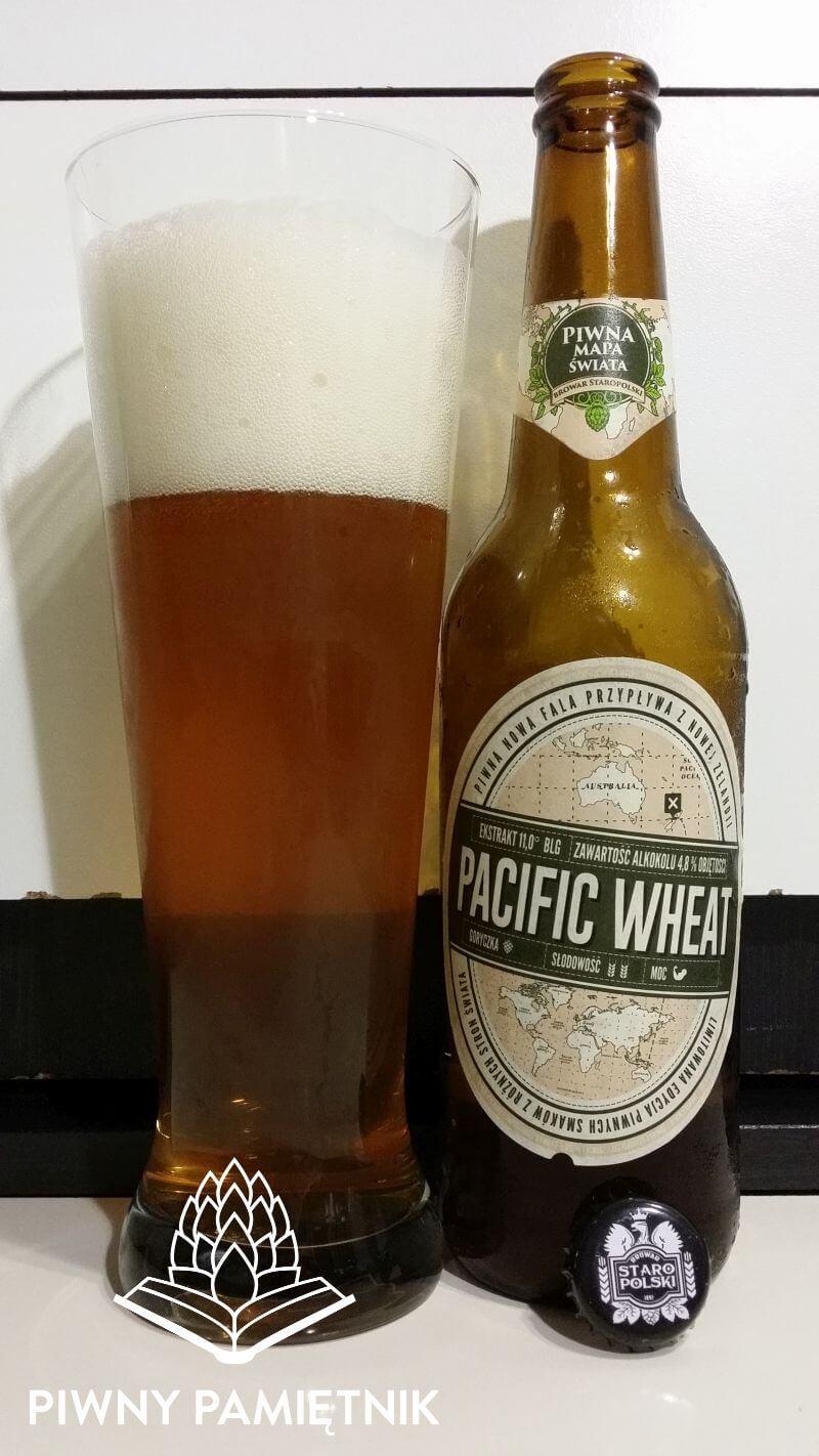 Pacific Wheat z Browaru Staropolskiego