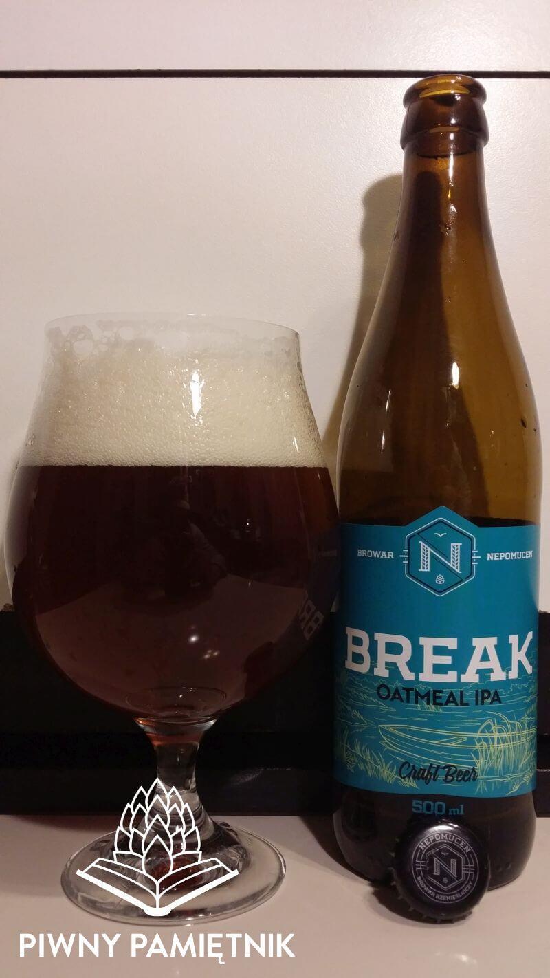 Break z Browaru Nepomucen