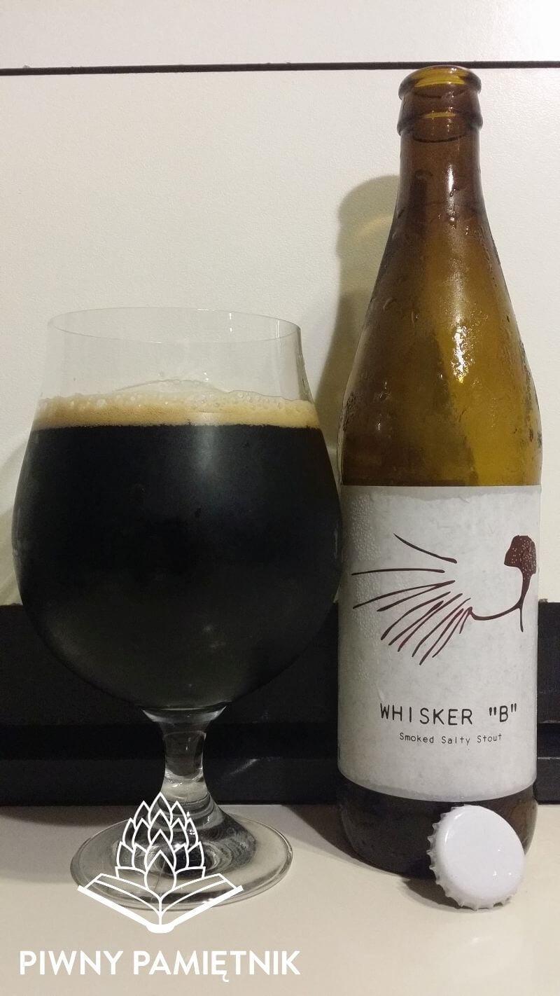 "Whisker ""B"" z Browaru whisker.beer"