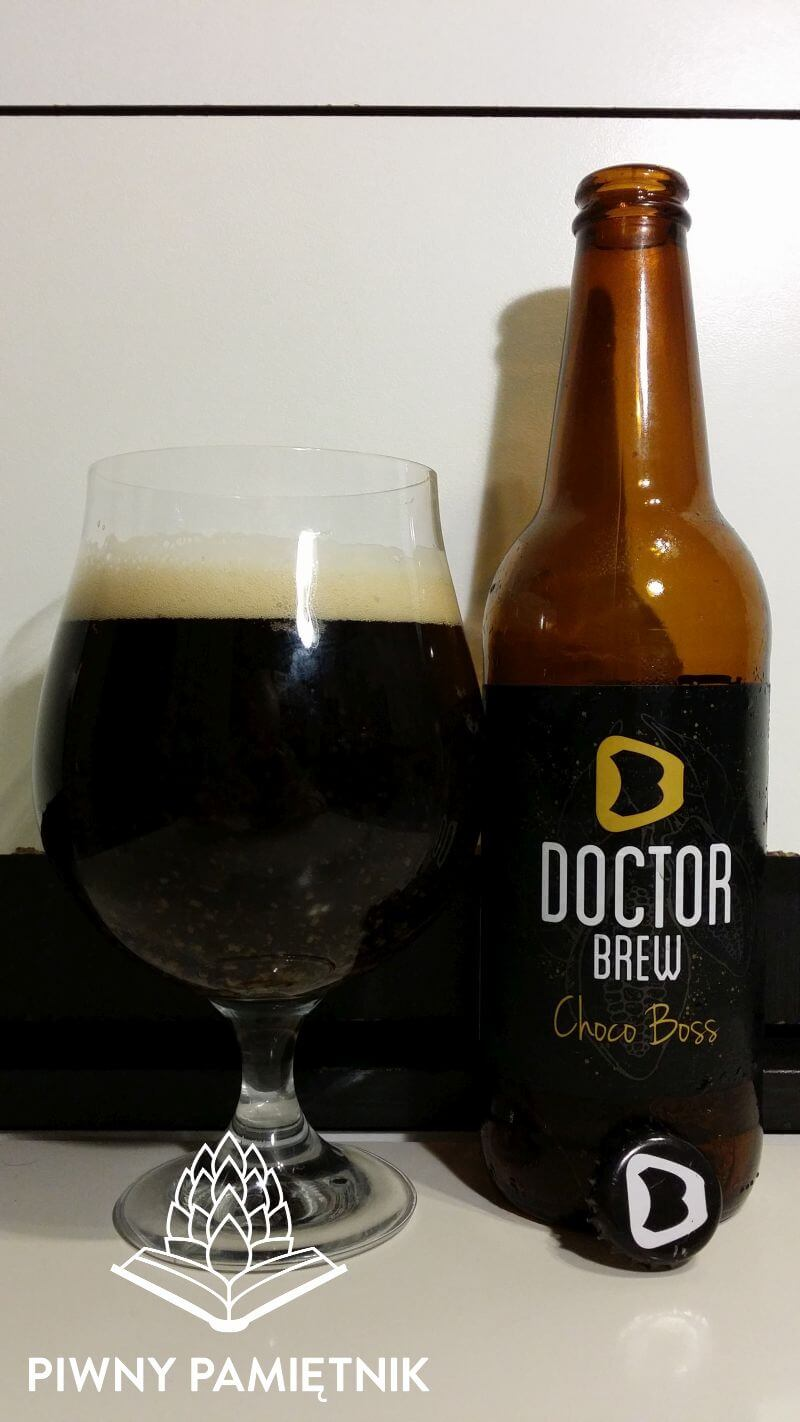 Choco Boss z Browaru Doctor Brew