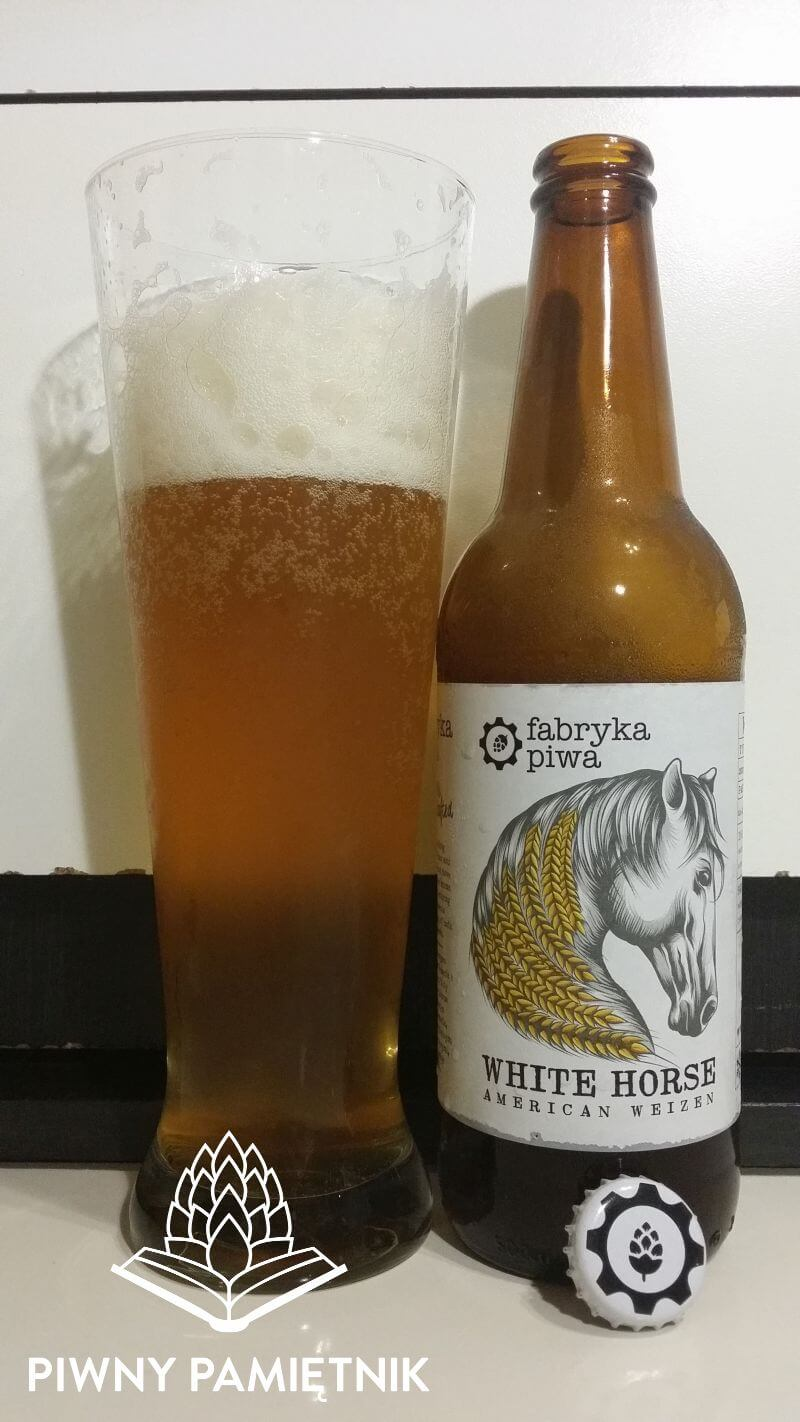 White Horse z Browaru Fabryka Piwa