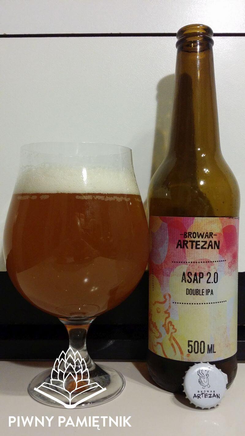 ASAP 2.0 z Browaru Artezan