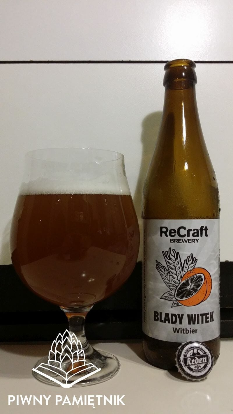 Blady Witek z Browaru ReCraft