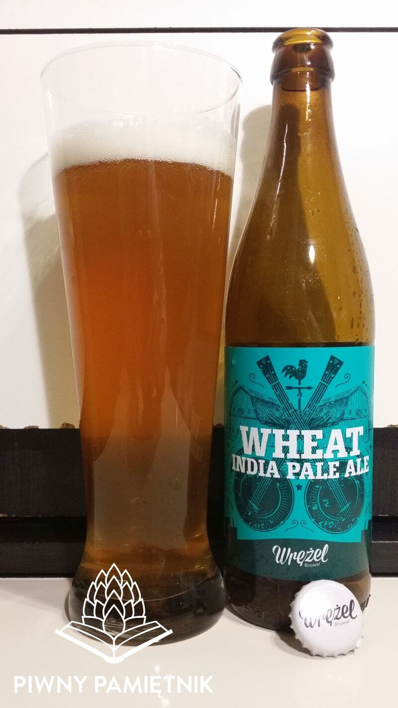 Wheat India Pale Ale z Browaru Wrężel