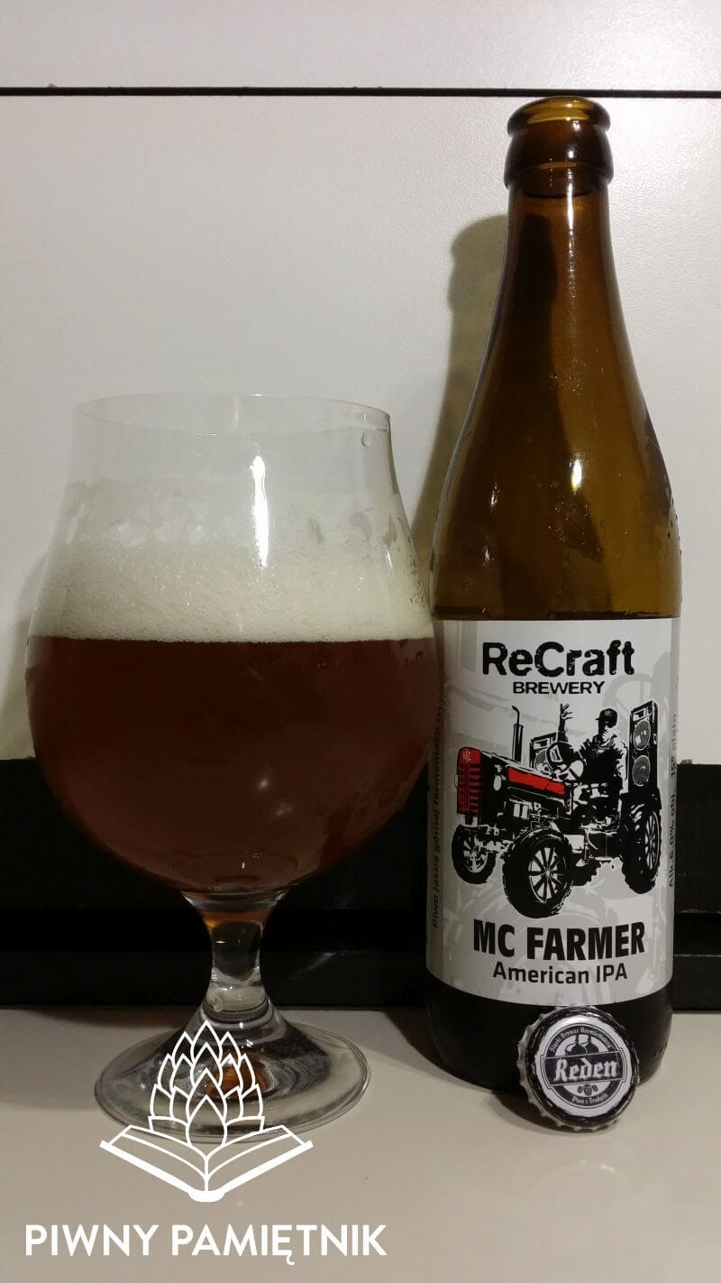 Mc Farmer z Browaru ReCraft