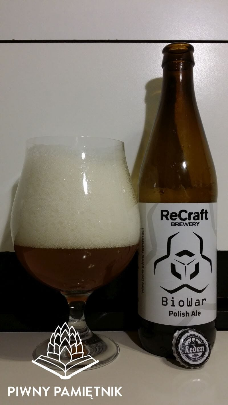 BioWar z Browaru ReCraft