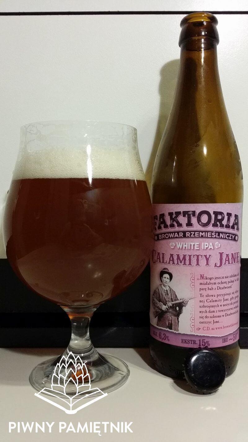 Calamity Jane z Browaru Faktoria