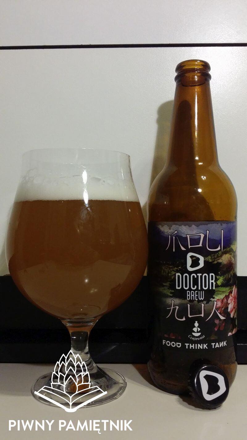 Moli Hua z Browaru Doctor Brew