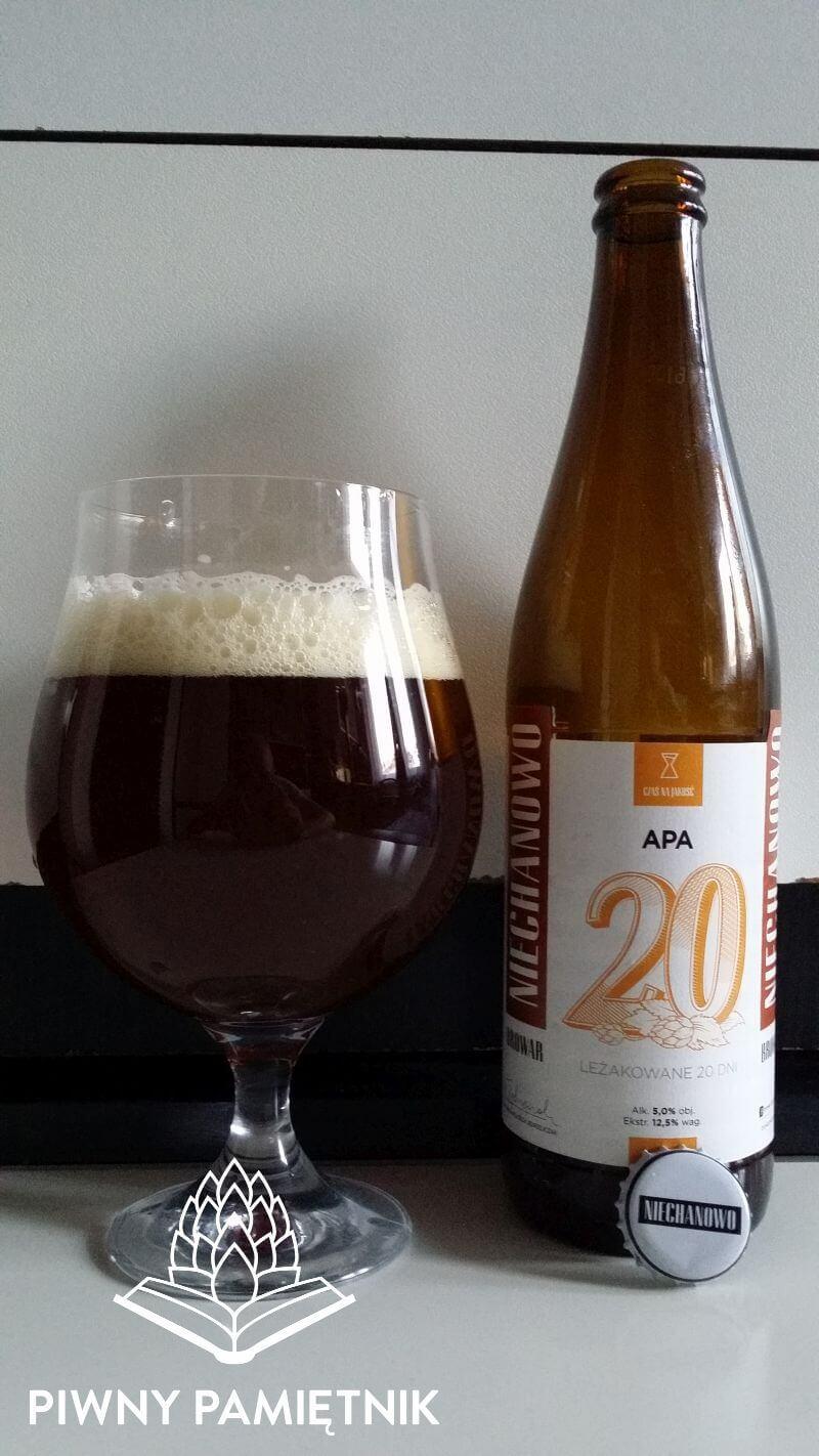 APA 20 z Browaru Niechanowo