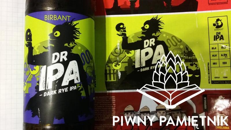 Dr IPA z Browaru Birbant