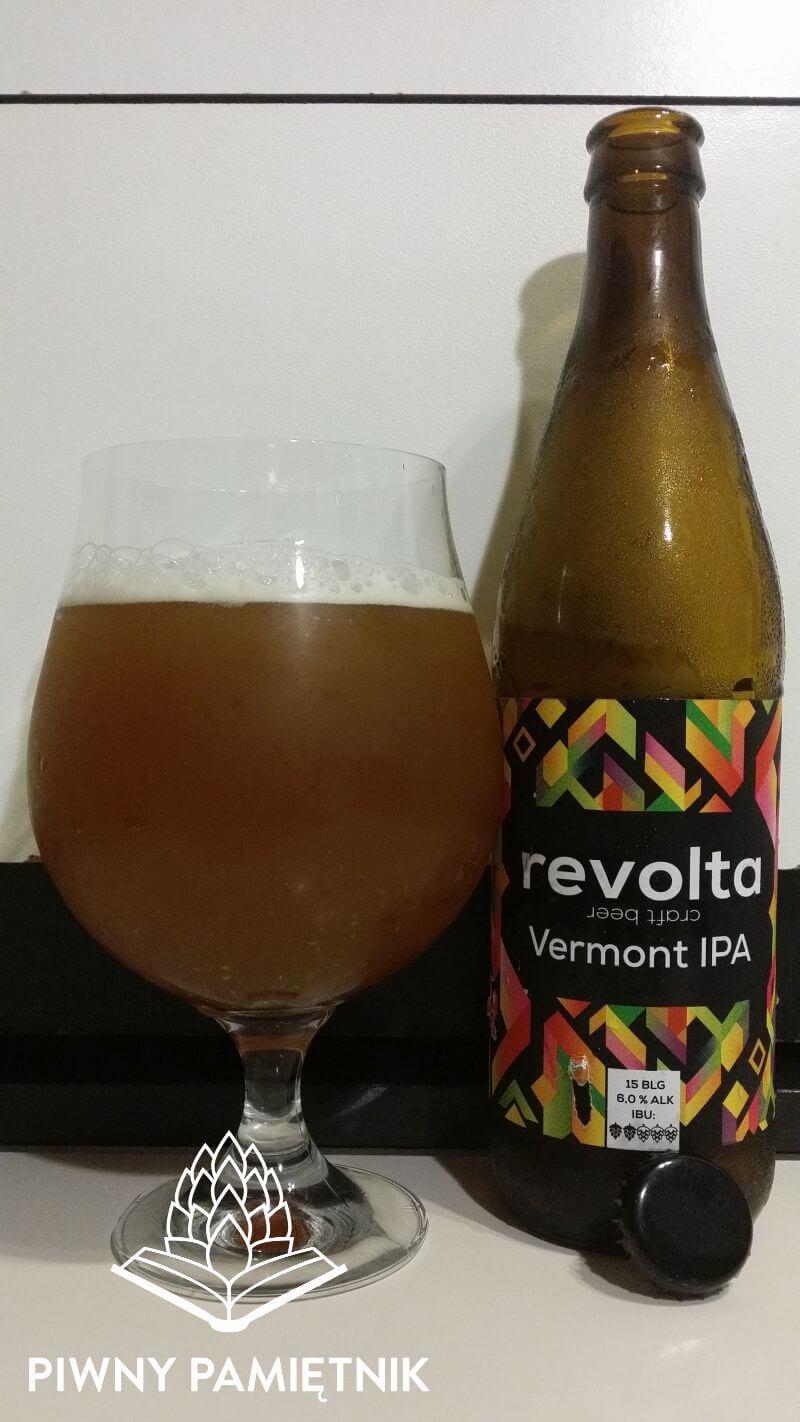 Vermont IPA z Browaru Revolta