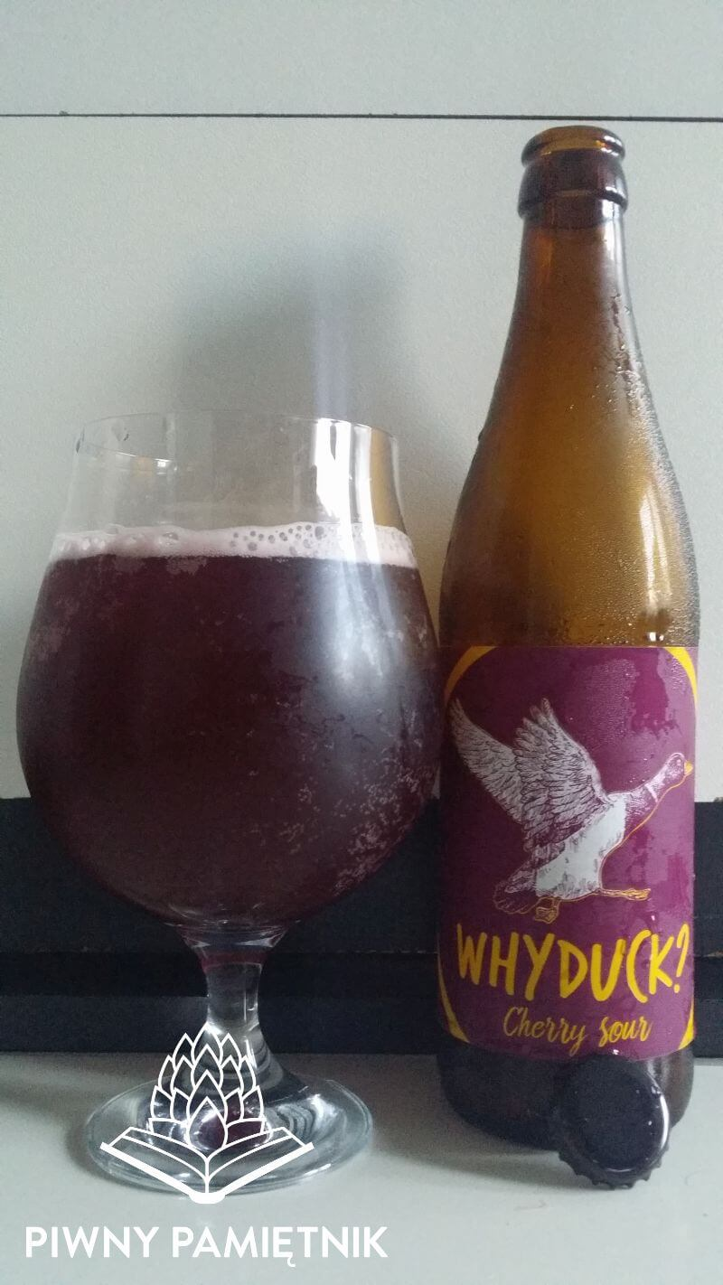 Cherry Sour z Browaru WhyDuck?
