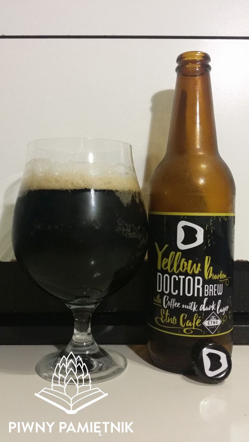 Yellow Bourbon z Browaru Doctor Brew