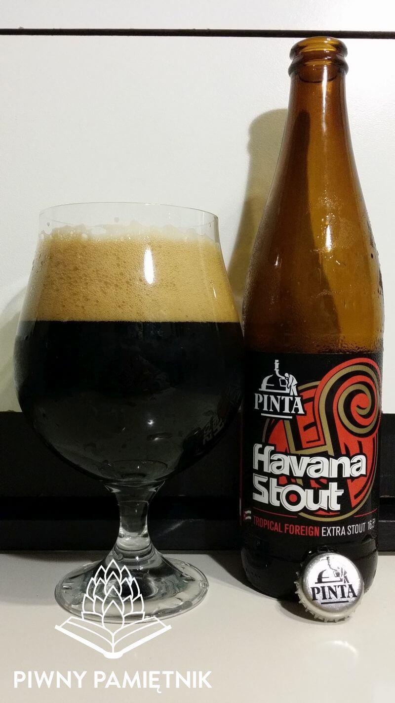 Havana Stout z Browaru Pinta