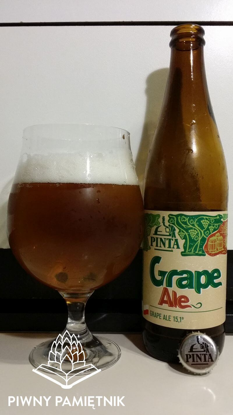 Grape Ale z Browaru Pinta