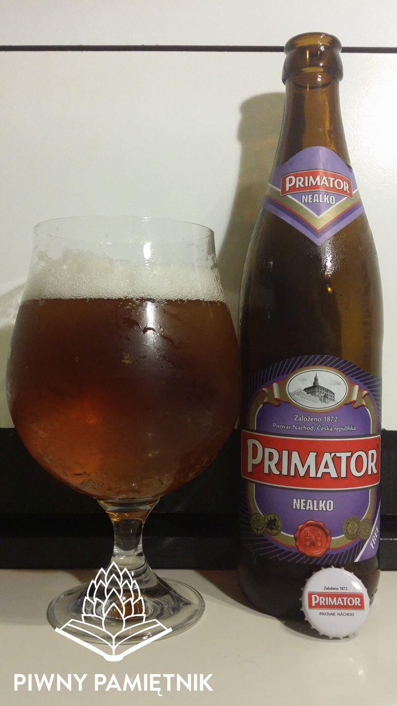 Nealko z Browaru Primator