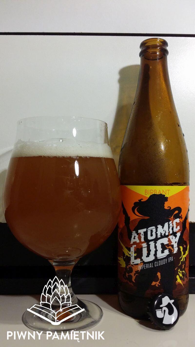 Atomic Lucy z Browaru Birbant