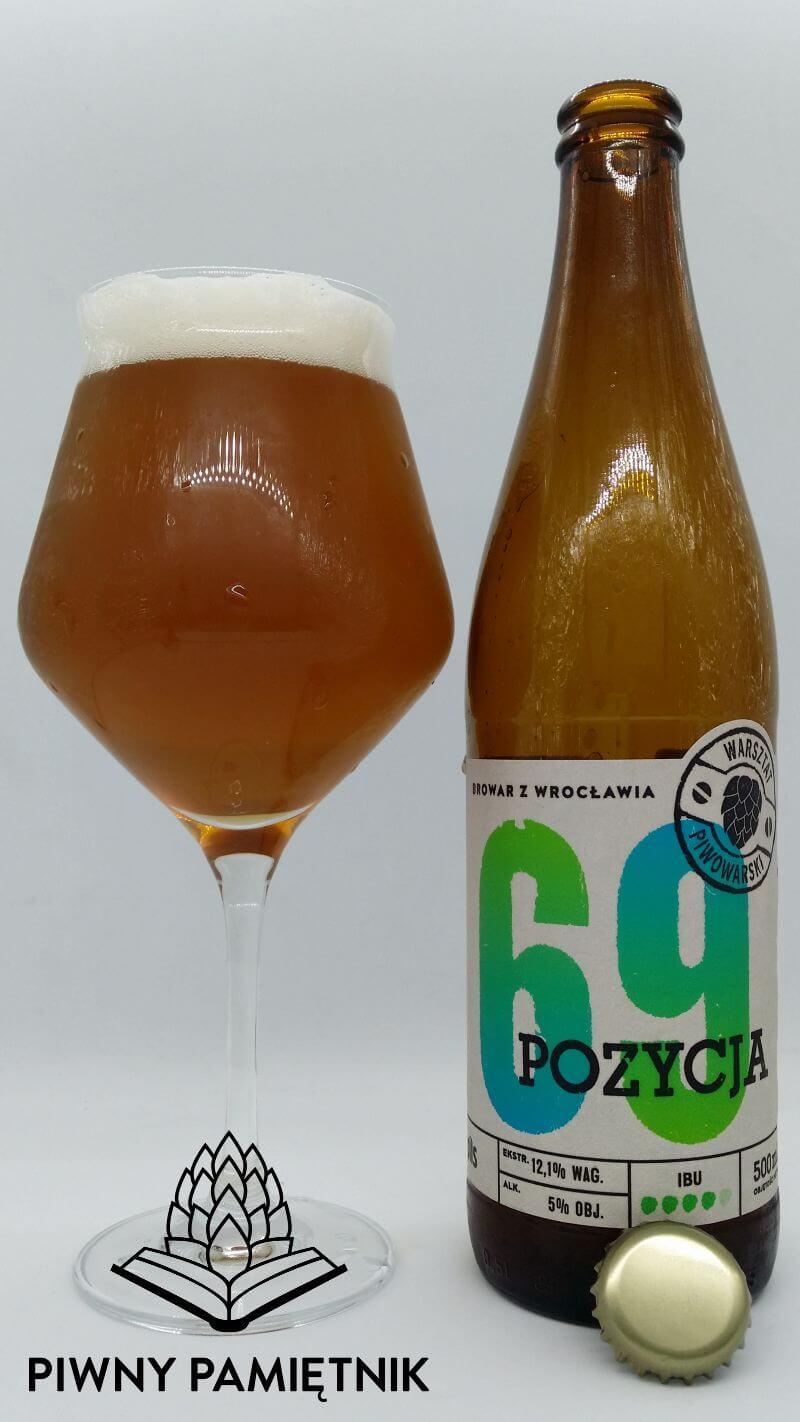 Pozycja 69 z Browaru Warsztat Piwowarski
