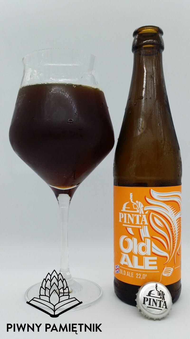 Old Ale z Browaru Pinta