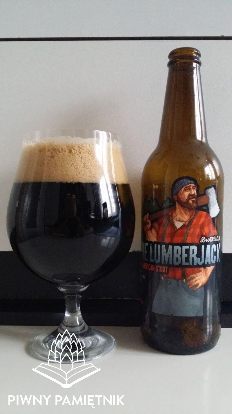 Lumberjack z Browaru BroKreacja
