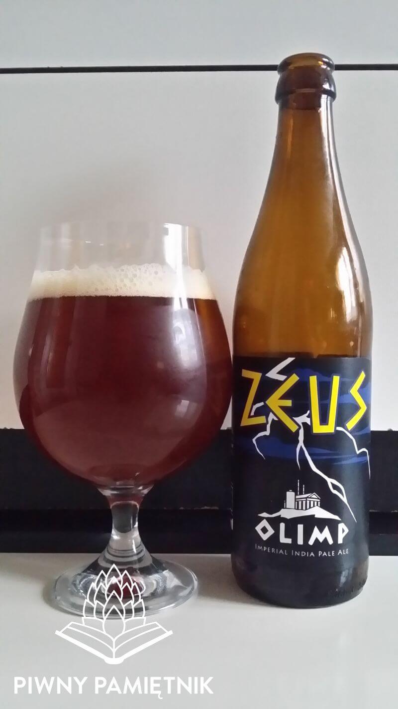 Zeus z Browaru Olimp
