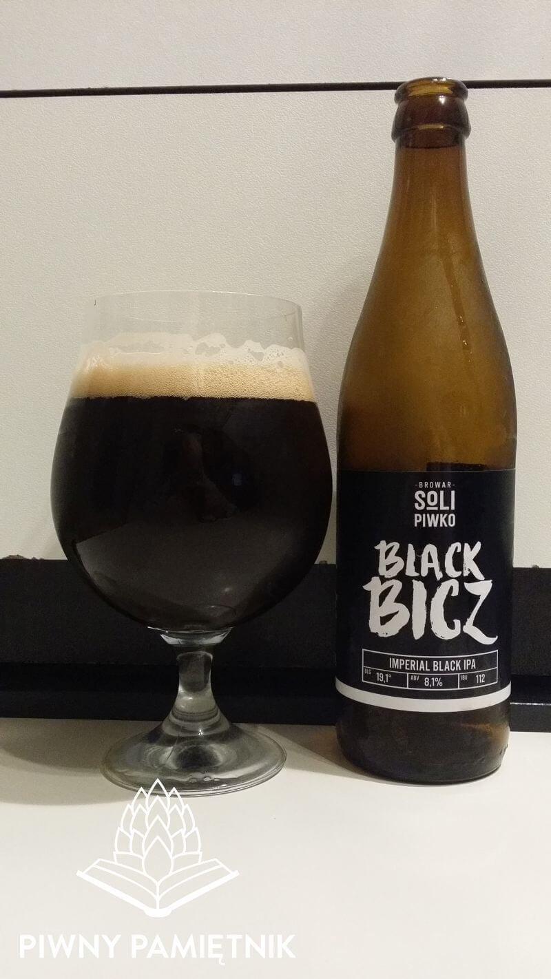 Black Bicz z Browaru Solipiwko