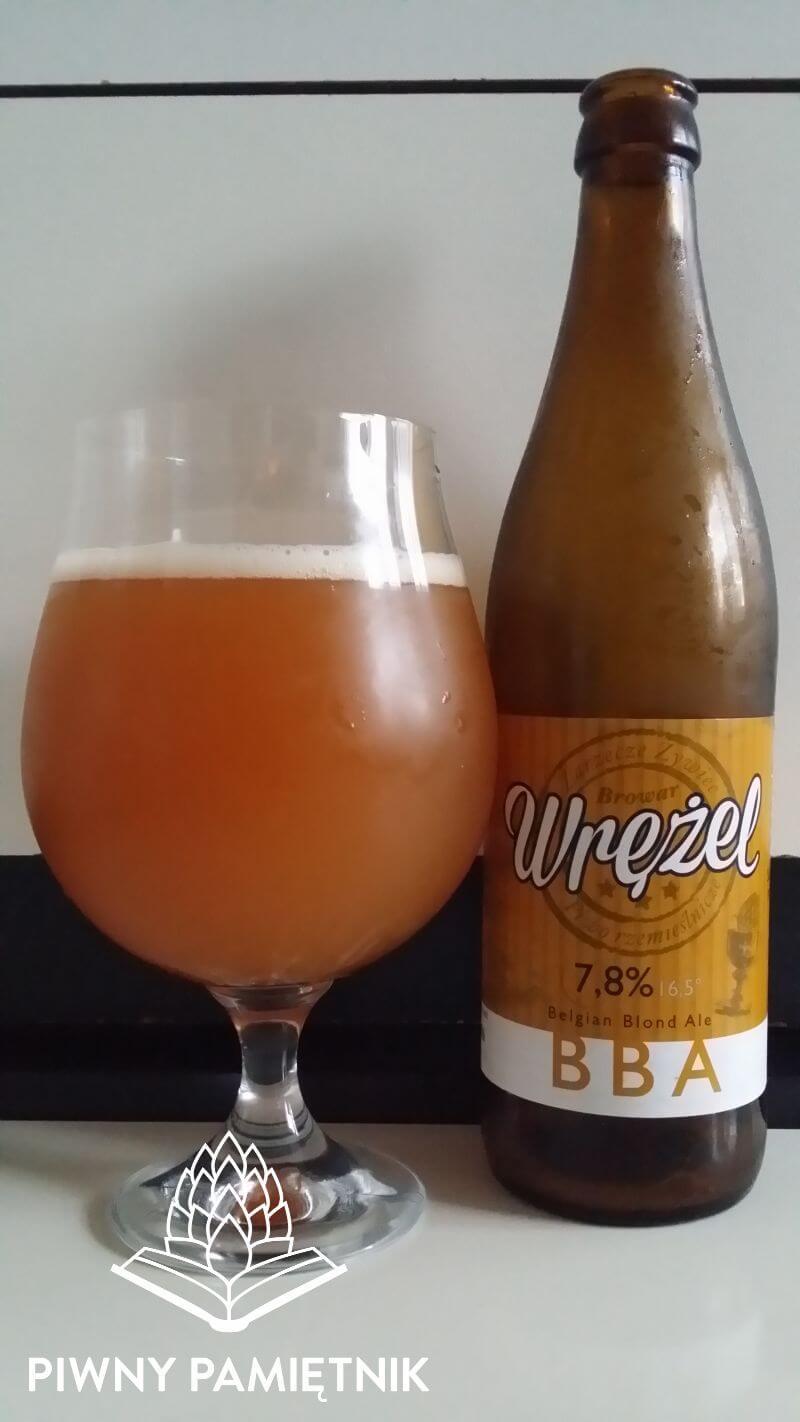 Belgian Blond Ale z Browaru Wrężel