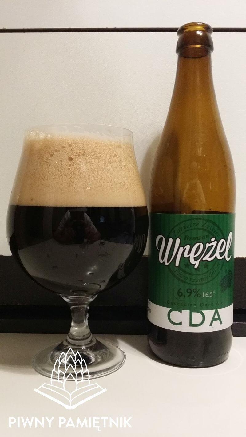 CDA z Browaru Wrężel