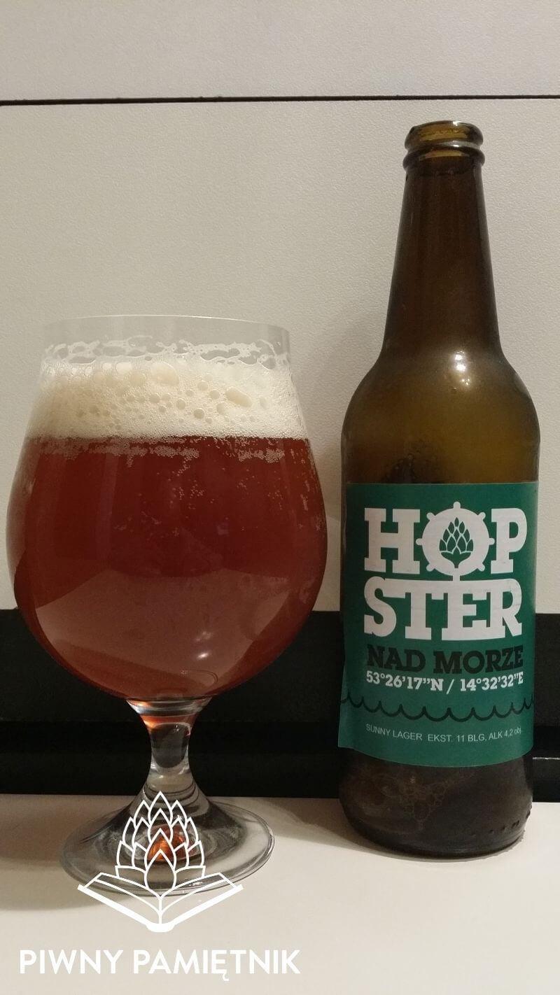 Nad Morze z Browaru Hopster Beer