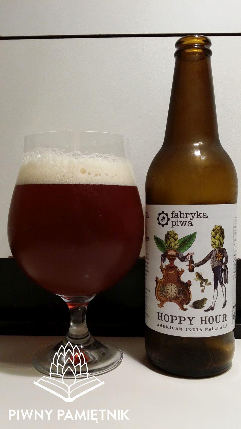 Hoppy Hour z Browaru Fabryka Piwa