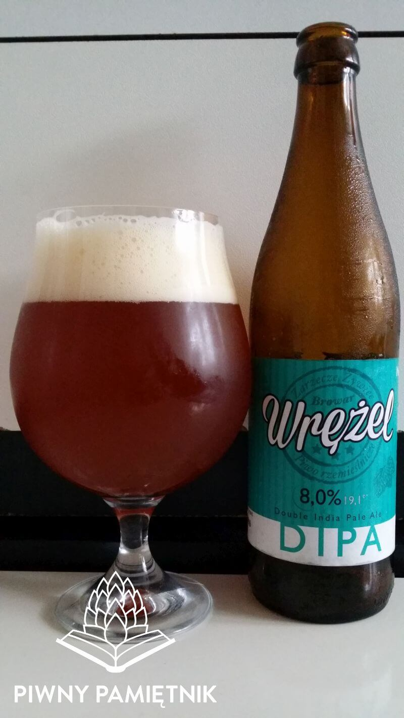 New Zealand Double IPA z Browaru Wrężel
