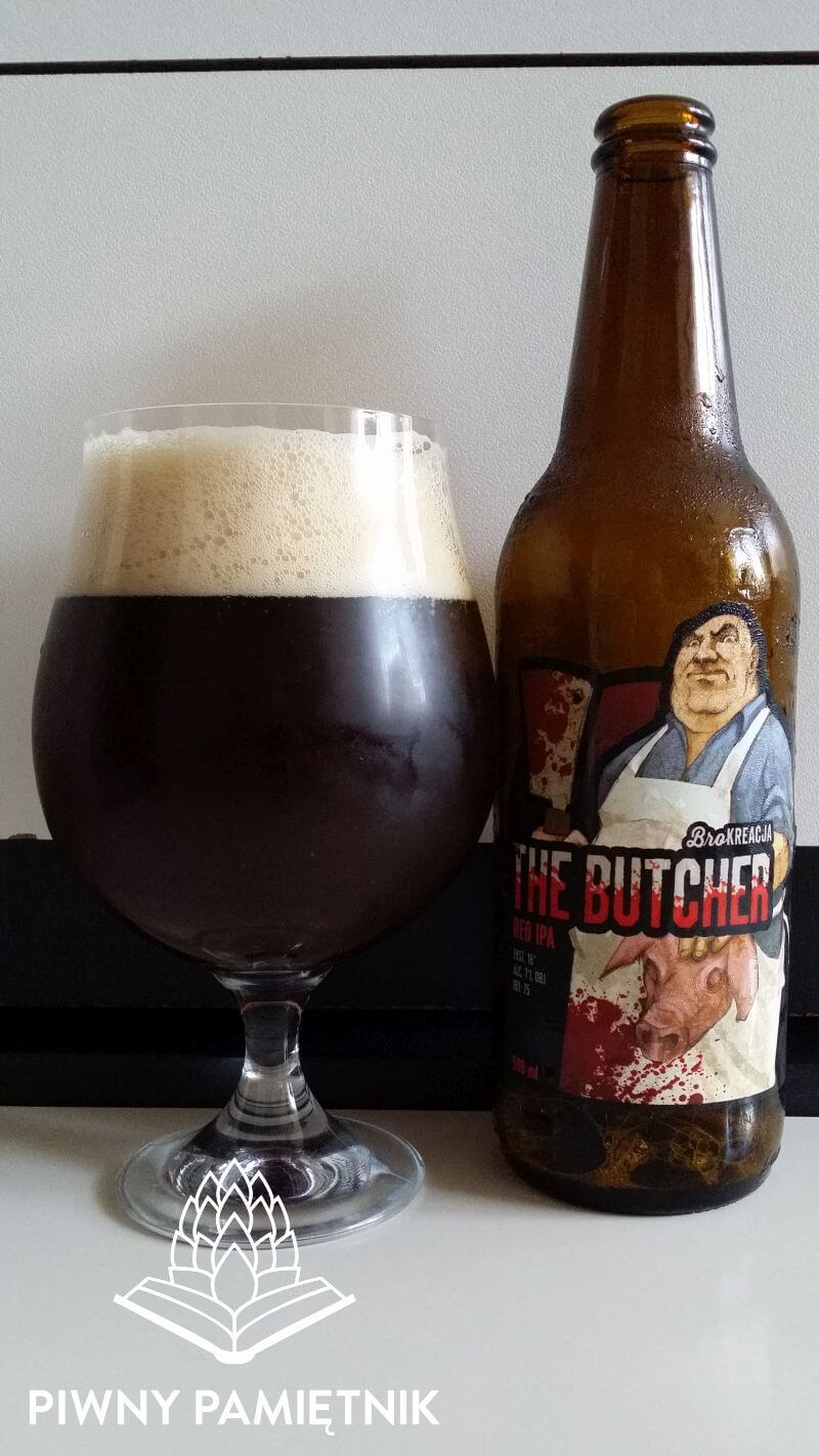 The Butcher z Browaru BroKreacja