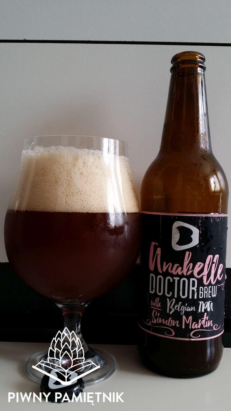 Anabelle z Browaru Doctor Brew