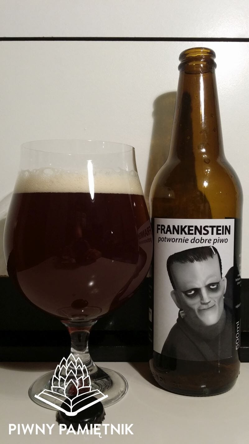 Frankenstein z Browaru Rebelia