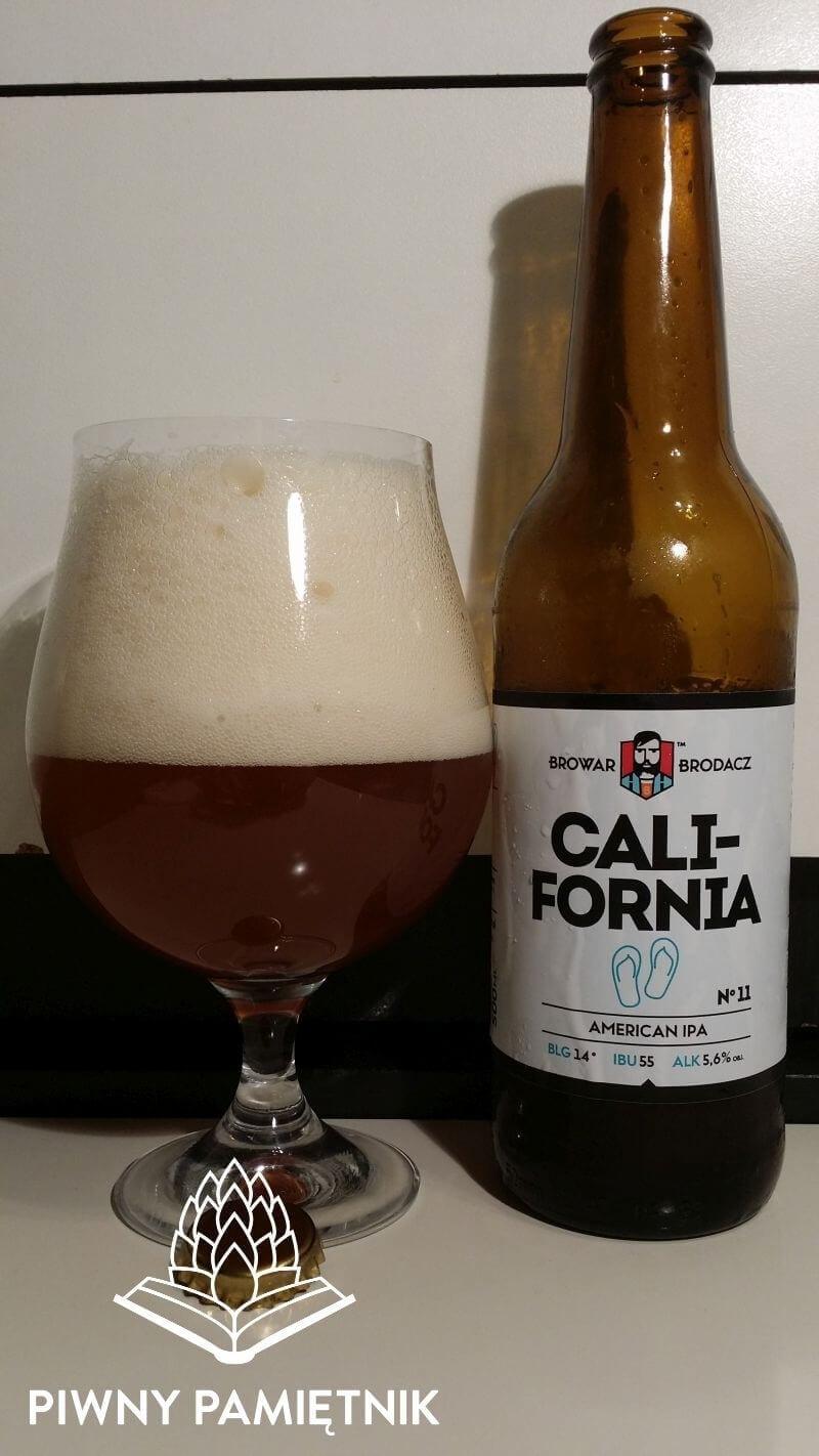 California z Browaru Brodacz