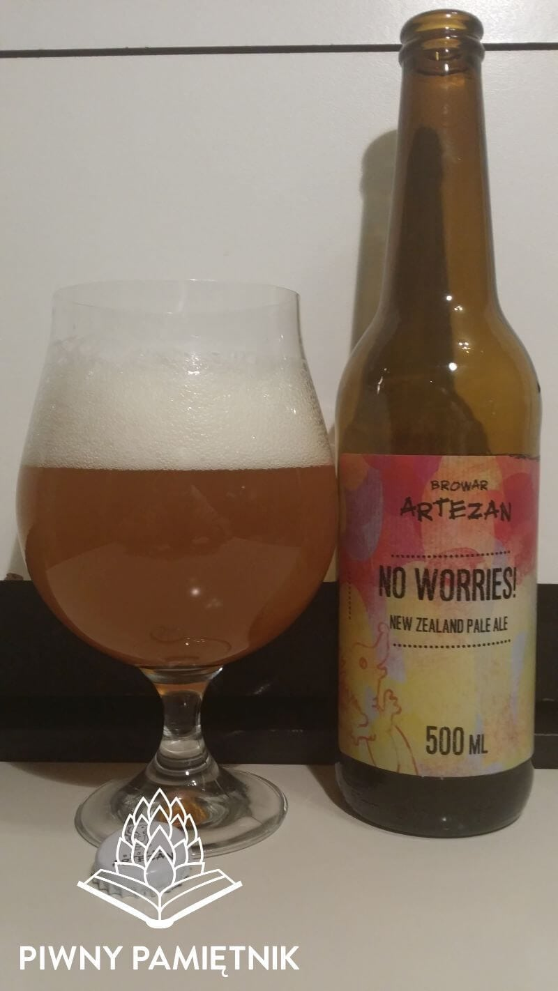 No Worries! z Browaru Artezan