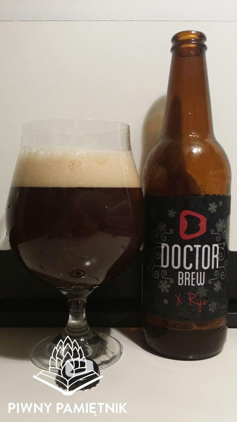 X-Rye z Browaru Doctor Brew