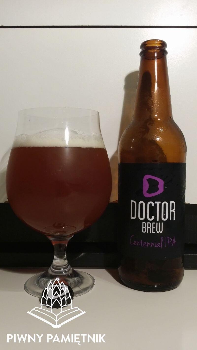 Centennial IPA z Browaru Doctor Brew
